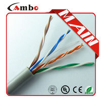 High Twisted Pair adp cat5e cable High Frequency 100MHz