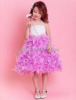 2015 Childrens Wedding Dress Kids Strapless Dresses Kids Fashion