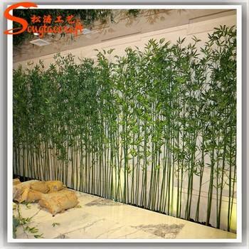 Artificial De Alta Calidad De Bambú Artificial Polos Venta Bambú Artificial árbol Decorativo Fondo De Bambú Afortunado Buy Bambú Afortunadobambú
