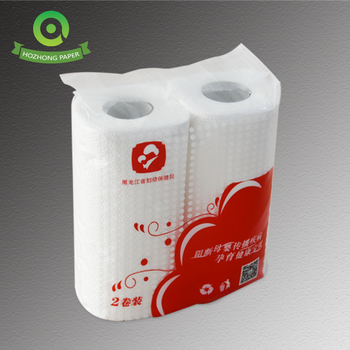 2 Ply Oil Absorbent Kitchen Paper Towels