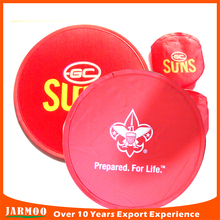 Advertising design 175gram ultimate frisbee