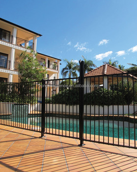 High Quality Cheap Pool Fence Removable Fence Gate Used Vinyl Fence