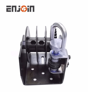 Quality Customized Small Manual Winch Worm Gear Winch Hand Winch For Sale