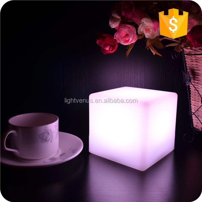 10cm cube decorative battery operated rgb led table lamps for bar 10cm cube decorative battery operated rgb led table lamps for barhotelroom buy led table lampsrgb led table lampdecorative led table lamp product on aloadofball Image collections