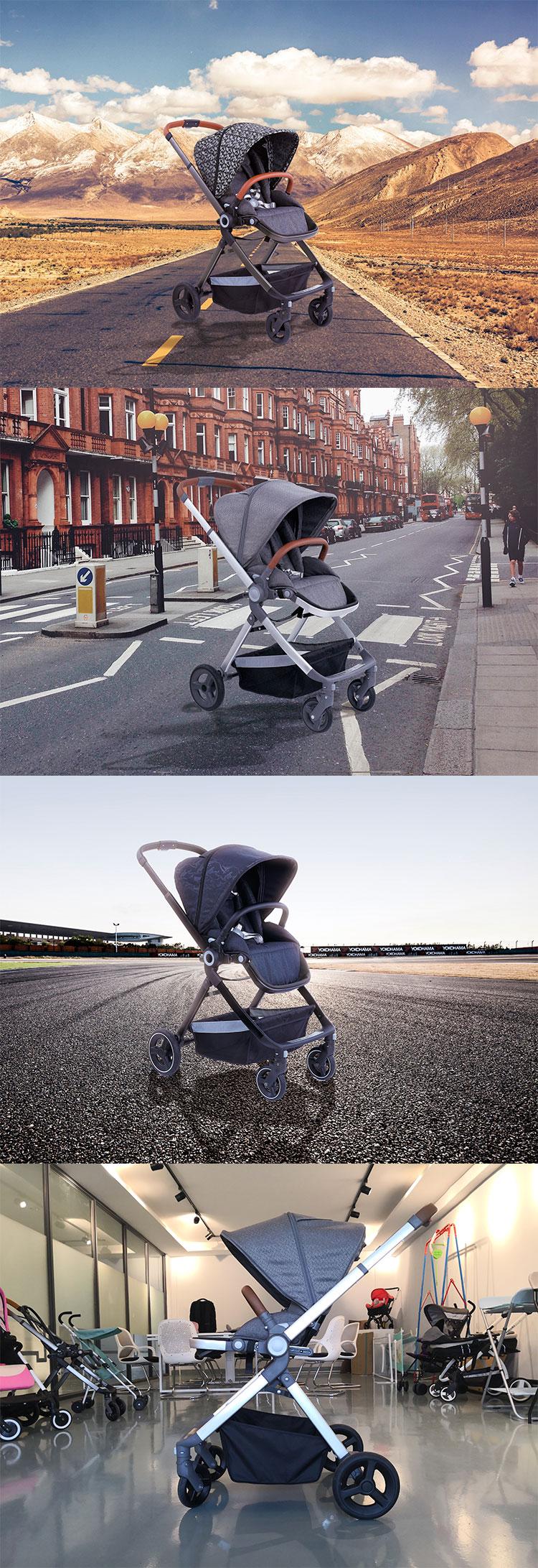 Best baby trend carbon fiber dsland newborn bebek arabasi stroller