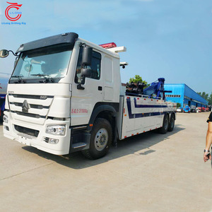 Rotator Wrecker Towing Truck 16 ton Heavy China Cheap Tow Truck for sale