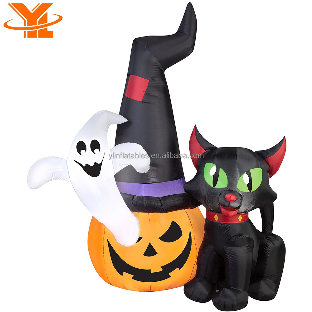 inflatable halloween black cat inflatable halloween black cat suppliers and at alibabacom