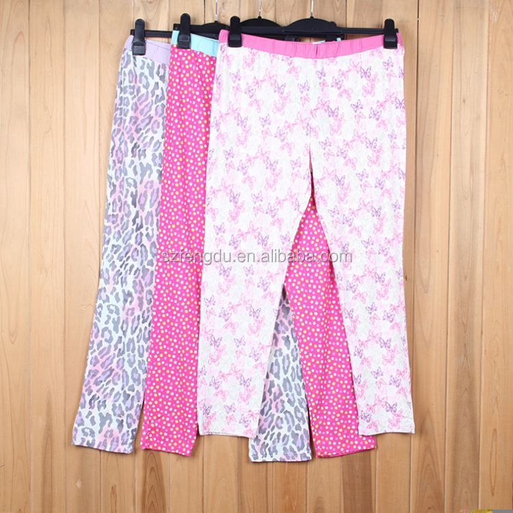 New arrival best quality cotton pajamas for kids