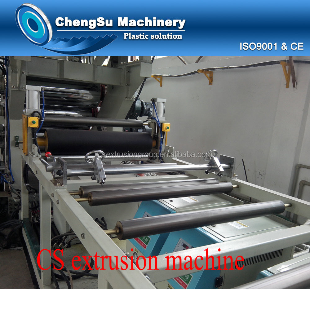 PET Sheet Extrusion <strong>Line</strong>/PET sheet making machine factory