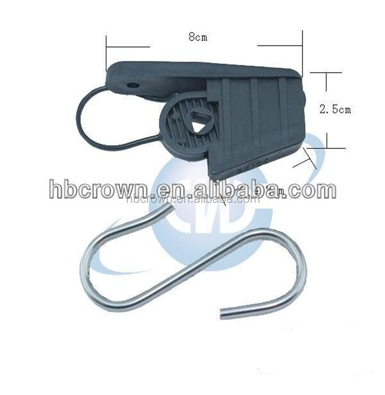 Gkn-h Fiber Optic Drop Cable Clamp,Fiber Optic Drop Wire Clamp ...