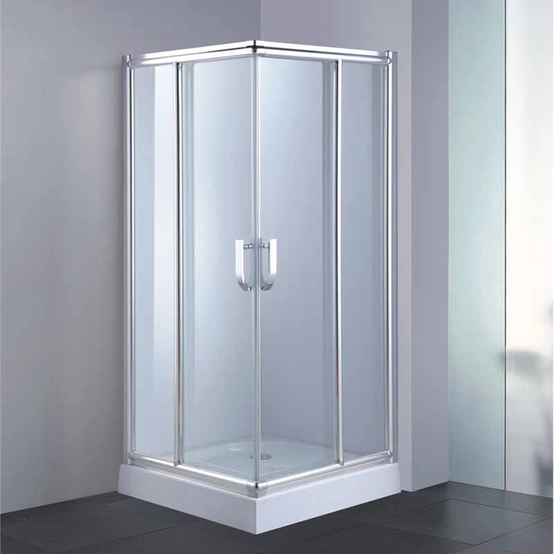 2 Sided Shower Enclosure Screen Sealing Strip Cabin In Prefab Houses ...