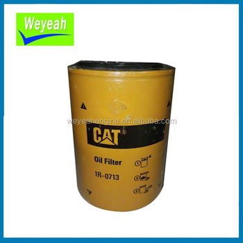 Oil Filter 1r0713 For Cat Engine 1r-0713 - Buy 1r0713,Cat Filter  1r0713,1r-0713 Product on Alibaba com