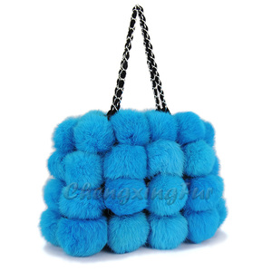 0f9364a24f66 Fur Trim Bag