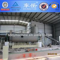 lightweight wall panel molding machine