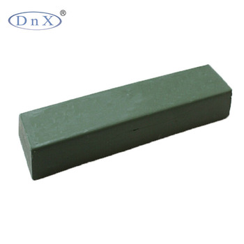 abrasive compound green polishing wax for stainless steel