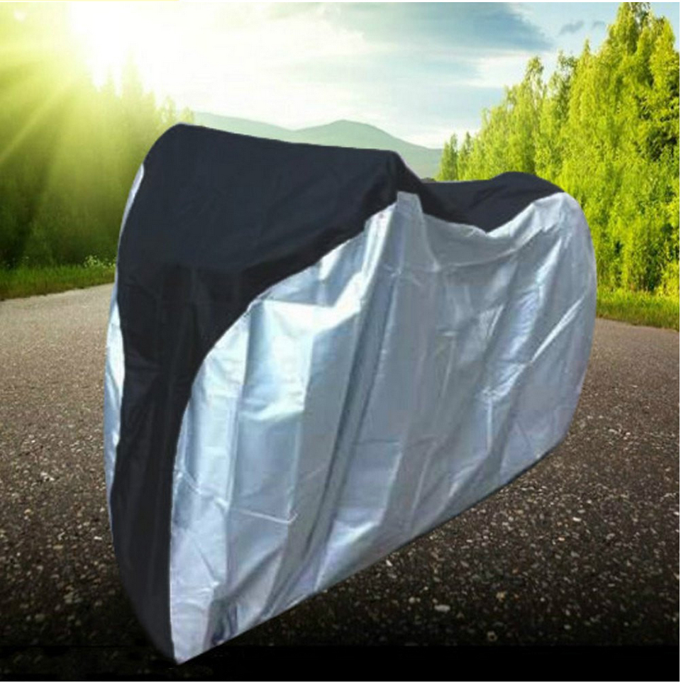 UV Nylon Waterproof Dustproof Bike Bicycle Cover Water Resistant Protection Bicycle Covers Scooter Protector Cover with