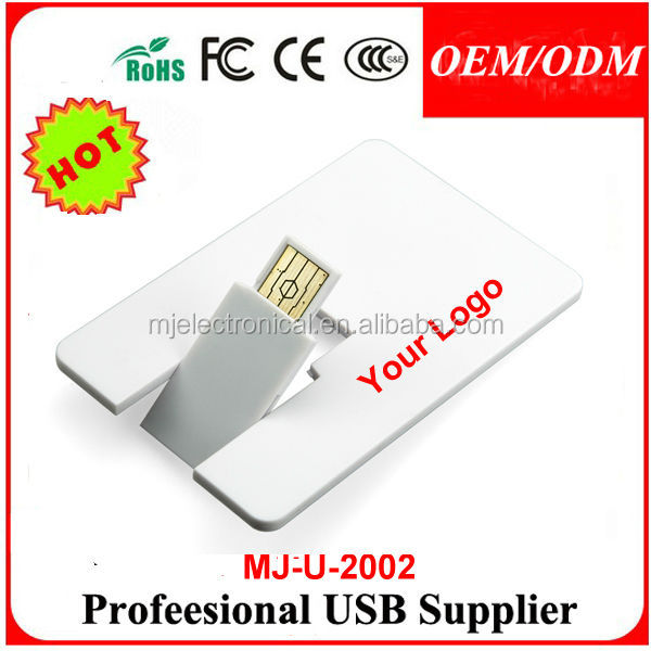 Alibaba express custom usb buisness cards 4GB 8gb 16gb 32GB 64GB