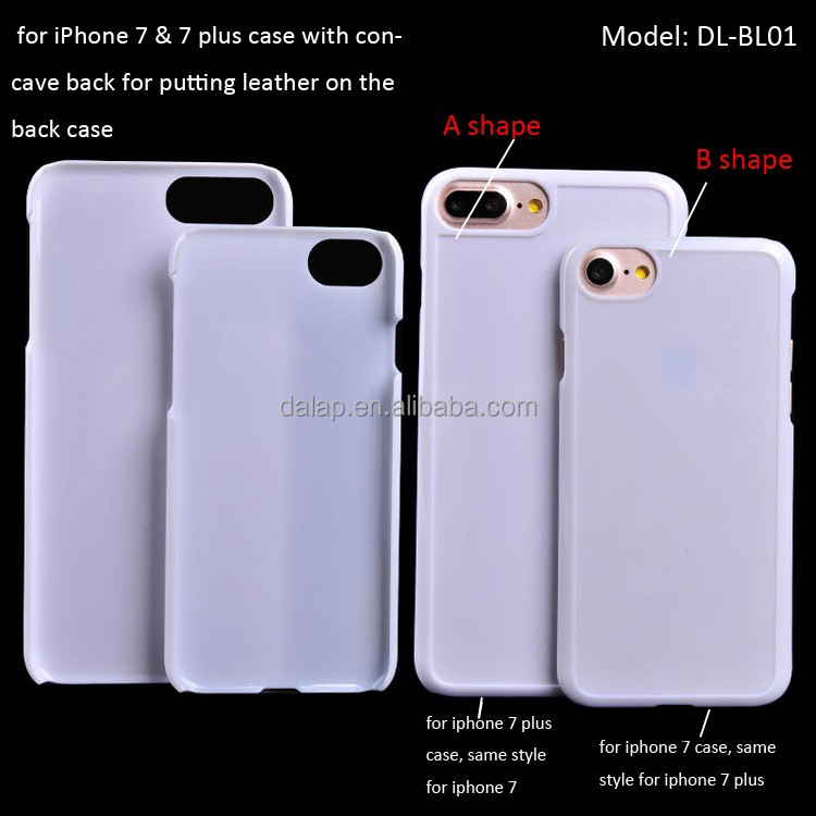 for iphone 7 blank pc case