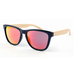 DLK1042 Women high quality brand glasses bamboo wood sunglasses china for men
