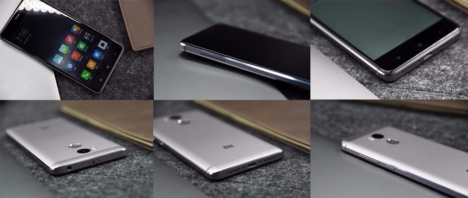 c3d63108cbf 100% Original Xiaomi Redmi Note 4 Prime MTK X20 3GB RAM 64GB ROM Core  Smartphone