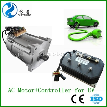 Electric Car Ac Motor Or 3 Phase 5kw 15kw For Ev