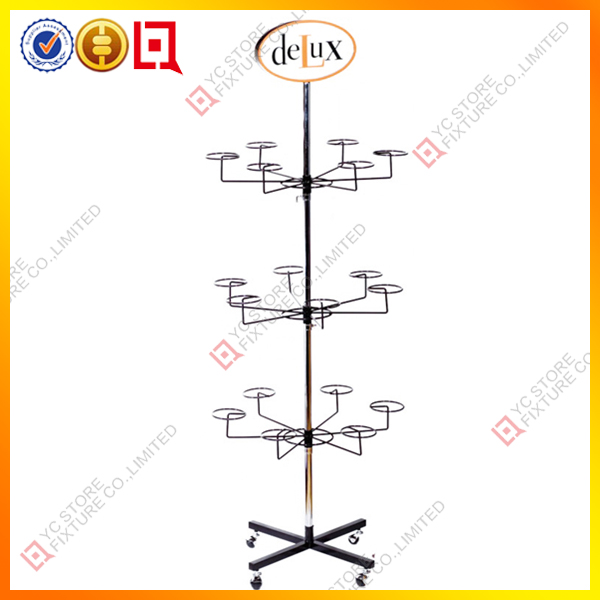 High Quality http://www.ycstorefixture.en.alibaba.com/productgrouplist-219744311/Supermarket_Display.html Rack For Hanging Items