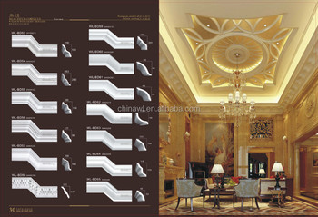 Cornices Decorative Beading Gypsum/plaster