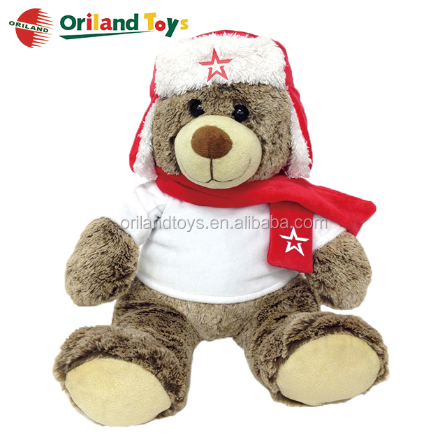 ICTI factory wholesale plush stuffed animal toys teddy bears
