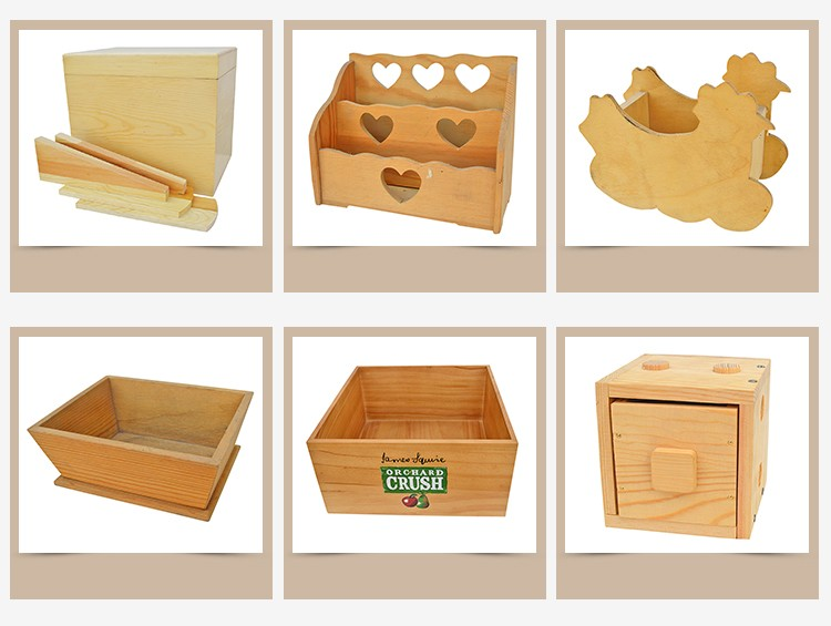 Factory suppliers fsc sa wooden walmart gift boxes