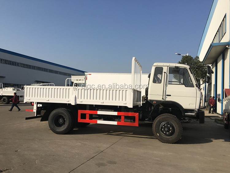 Dongfeng 4x4 off road cargo lorry