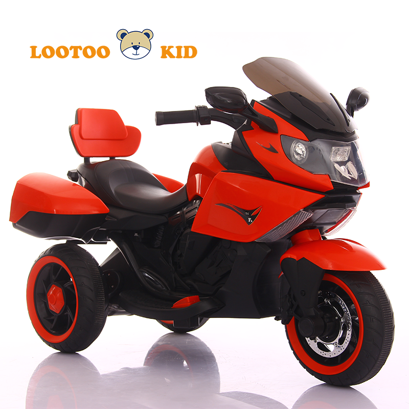 China supply new design 3 wheel children electric motocross bike motor cycle for kids