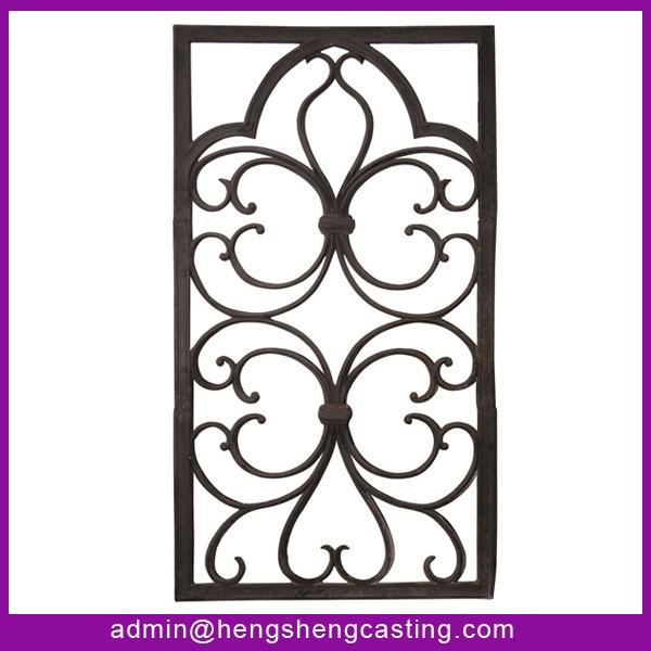 Iron window grill design window design window grill for Window design of iron