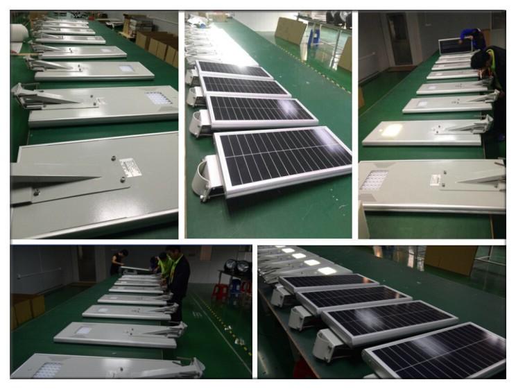 Saso Zertifikat 30 Watt Solar Led-straßenleuchte Für Saudi-arabien ...
