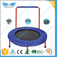 Comfortable High Quality Cheapest blue frog trampoline