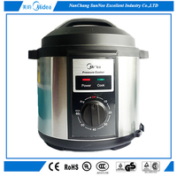 Wholesale Electric Stock Pot 6L Perfect Pressure Rice Cookers In China
