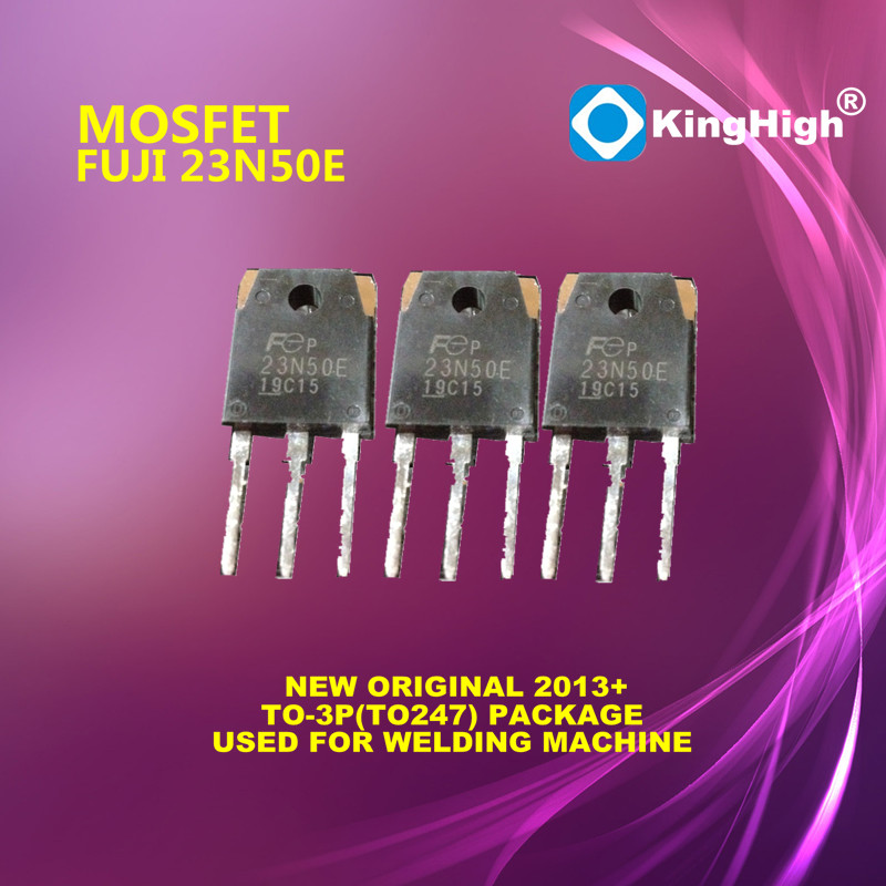 NEW ORIGINAL FUJI TO-3P /TO247 MOSFET 23N50E