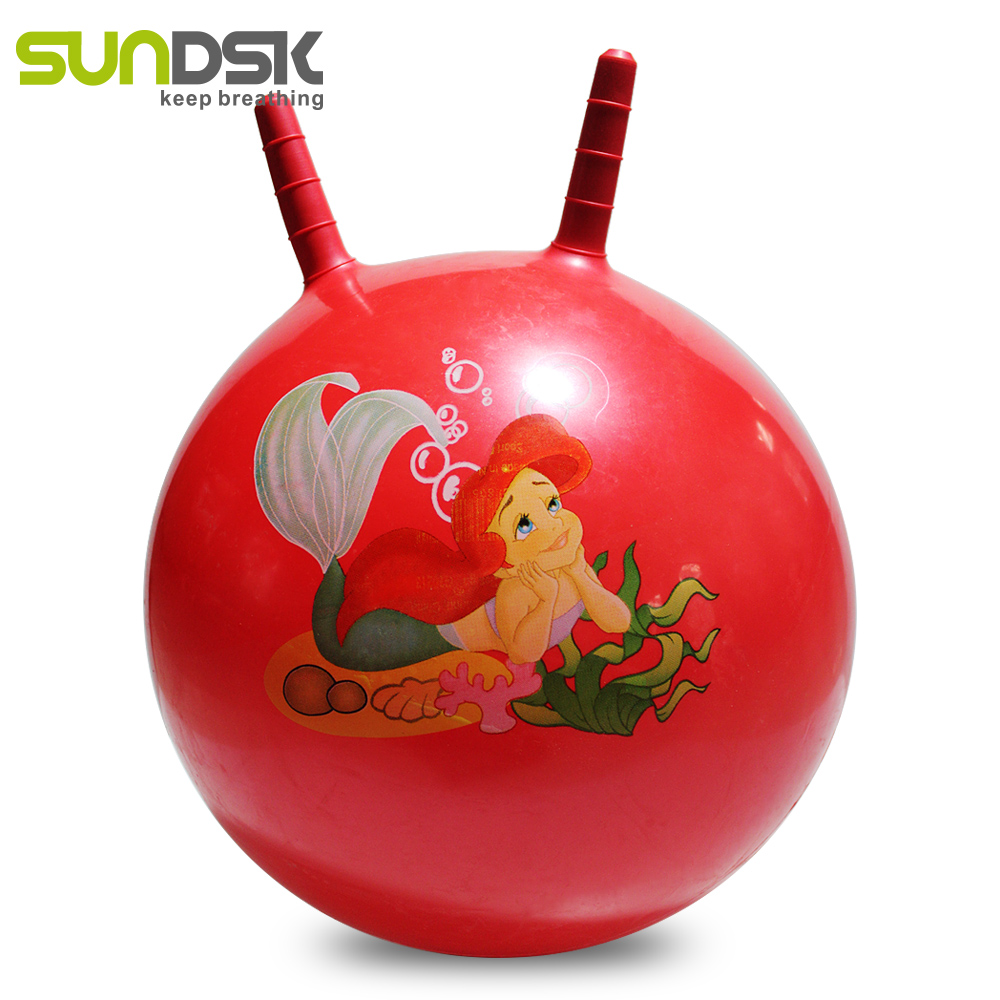 PVC space hopper toy jumping pop <strong>ball</strong> for kids
