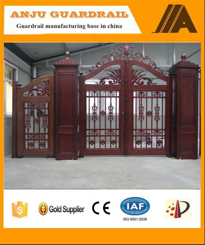 Lovely High Quality New Design House Gate Color Ajly 610   Buy House Gate Color,Different  Design Of Gate Colors,New Design Gate Product On Alibaba.com