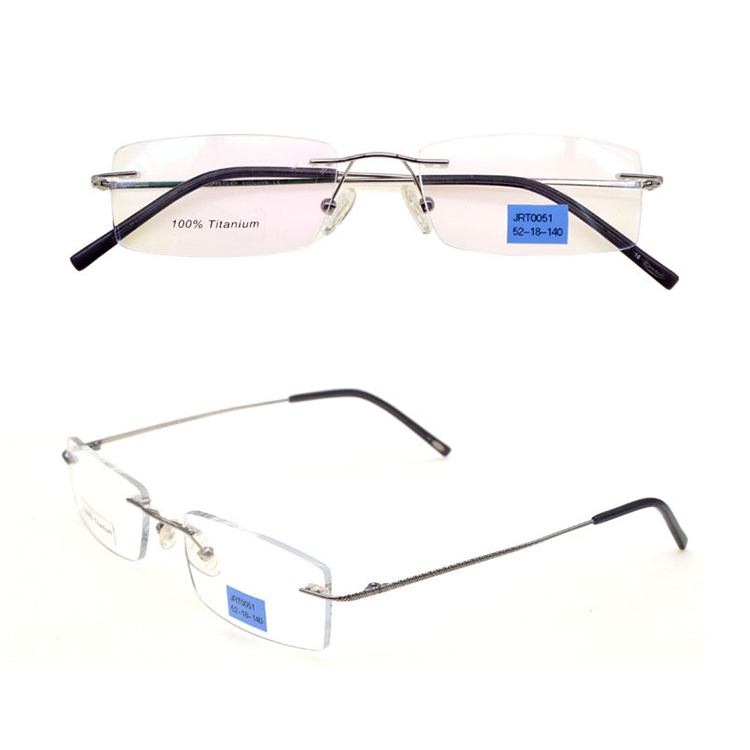 c7953b0bc28 China Rimless Frame Titanium