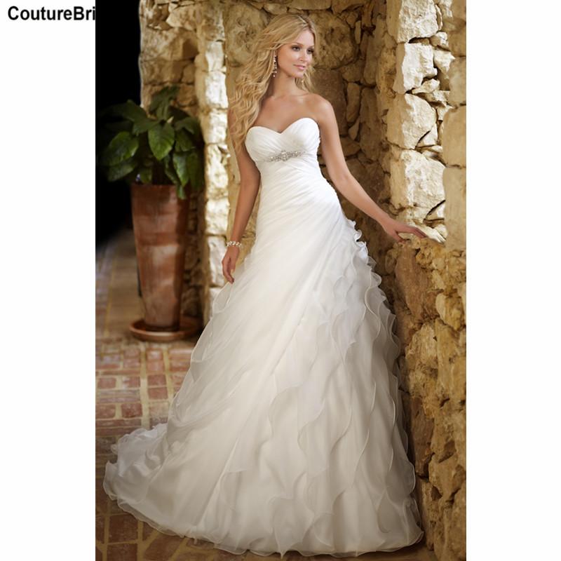 Country Western Wedding Dresses Elegant Wedding Gowns ...