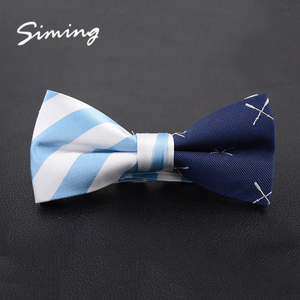 Factory direct latest mens bow tie clips wholesale