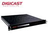 DMB-5100 Professional universal digital CATV headend qam modulator with ASI and Tuner ( DVB-S S2,DVB-C,DVB-T optional ) in