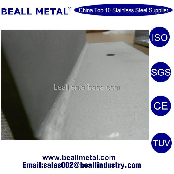 300 400 Series Grade stainless steel 304 316 410 430 angle/hollow bar EN,ASTM,AISI,JIS,DIN Standard