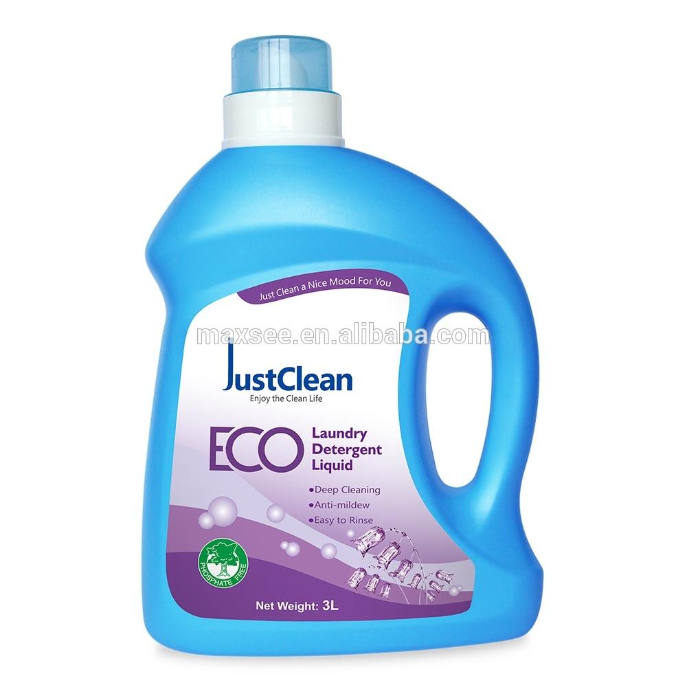 Antifungal High Density Laundry Detergent Liquid 1l 2l 3l