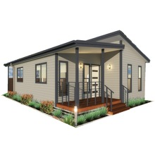 Cheap Price Modular Houses Modern Design Luxury Prefabricated House Kit for Home Accommodation