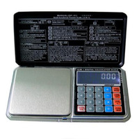 500g x 0.01g Digital Pocket Scale Precision Scale for Gold Jewelry Reload Coins electronic balance