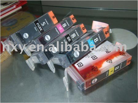 Refill cartridge for Canon PIXMA ip 4200/ ip 4300/ ip 5200/ ip 5300