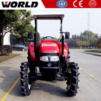 manufacturer supply best quality 70hp chinese farm tractor