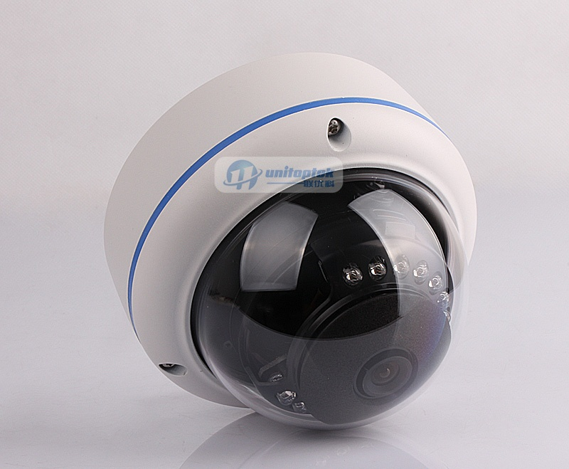 4CH 2.0MP POE NVR IP Camera Dome System Kit Include 4pcs IP Dome Camera And 4 Channel NVR