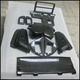 customized carbon fiber parts /components fits for aircraft / helicopter parts